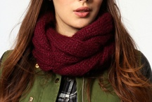 Scarves etc. / Scarves, pashminas, snoods and other wonderful wraps