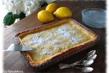 Leivonta - Baking