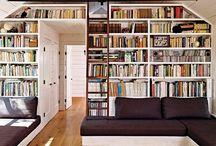 Dream Reading Rooms