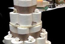 Toilet Paper Cakes