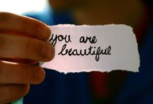 Remember,you're beatiful.