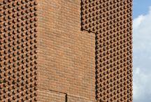 baksteen collage & patchwork
