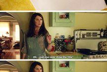 { Series | Gilmore Girls }