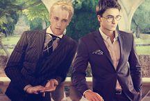 Harry /Draco
