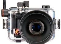 Canon G16 için Kabin (Housing) Seçenekleri / Kompak makinelerle su altında fotoğraf çekenlerin ilk tercihi Canon G16 için tasarlanmış kabinler.