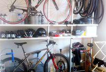 Storage/Bike room