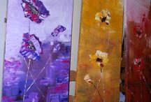 rosina arte / quadri, murales e tanto altro