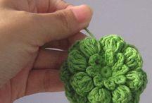 trabalhos crochê
