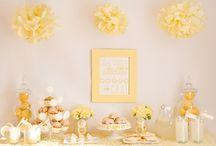 Lemon and sunshine