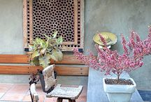 Moroccan Decorating Style / Beautiful Moroccan style ideas for the interior and exterior of your home