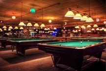 Pool Halls