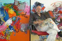 Marten Alkema / Expression with color