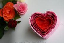 Crochet Valentine's Day