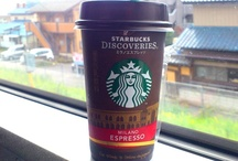 Starbucks Discoveries Chilled coffees