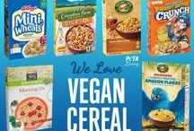 Vegan cereais