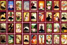 ~Mary K. Greer / The author of numerous books on tarot divination which focus on self-exploration and transformation. She has also presented at a number of conferences and run Tarot workshops in various parts of the world.