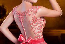 vestido de 15anos