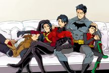 Batman and Robins