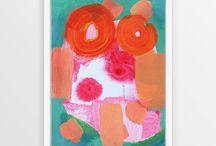 Original Art Abstract Painting / Abstract Art Home decor Original Art Abstract Painting Abstract Wall Art Modern Art