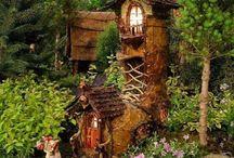 Bird corner in gardenvoel hoekie