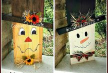 snowman for fall