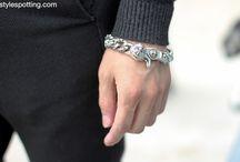 Guys Jewelry / by Karnl