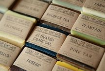 soaps / by Nancy Faircloth