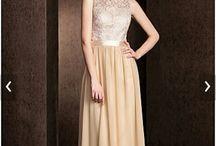 brudepike kjoler