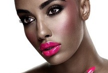 Make up for darker skin