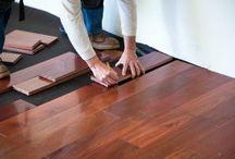 Hardwood Flooring Services