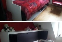 Slaapkamer kindered