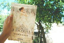 Livros e Resenhas / Um pouquinho dos livros que eu já li e resenhei lá no meu blog.