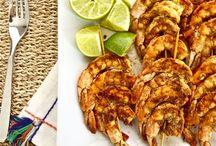 Skalldyr / Shellfish recipe