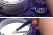 acrylic tutorials