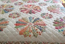 Quilts...Dresdens