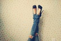 Shoes / by Brooke McGaha Gorman