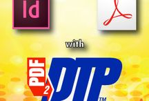 PDF Editing in InDesign - PDF2DTP / PDF Editing in Adobe InDesign with plugins like Markzware PDF2DTP. One click conversion of PDF to InDesign. / by Markzware