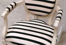 Decor: Vintage chair