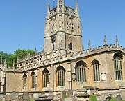 Churches Gloucestershire