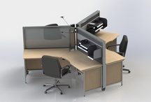 Classroom Solutions / Office Furniture Designs and Layouts