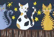 chats souris