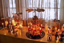 Christmas Decoration Ideas / Christmas Decoration ideas - not only Germany, but capturing the beauties of the festivities worldwide. Best time of the year! #christmas #homedecoration #diy