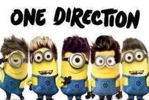 Minions!!! / Things that we like!