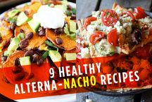 Healthy Snacks / Not all of them are completely Paleo, but a nice collection of Healthy(er) snacks! / by Civilized Caveman Cooking Creations