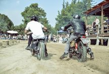 The Official Rotten Race / A race by THE REAL INTELLECTUALS for all the motorcycle freaks out there.