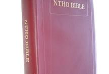Lotha /Indian Bibles