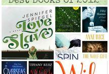 Books and Reading / by Jericha Walton