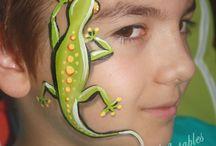 Maquillages lézards