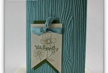 Handmade Cards- SU- Bloom w Hope / Hostess stamp set 2014-2015