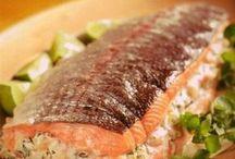 Рыбка, морепродукты
